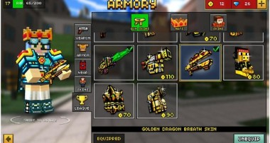Pixel gun 3d Gems and faster gameplay tactics